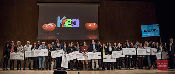 Premios Krea Salud Eroski