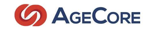 Logotipo de AgeCore