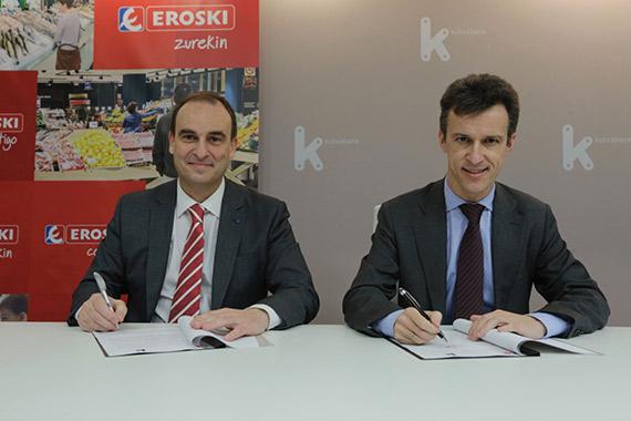 Franquicias Eroski Kutxabank