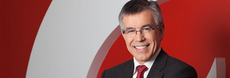 Agustín Markaide Presidente de Eroski
