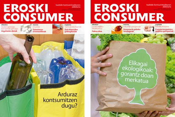Eroski Consumer aldizkaria