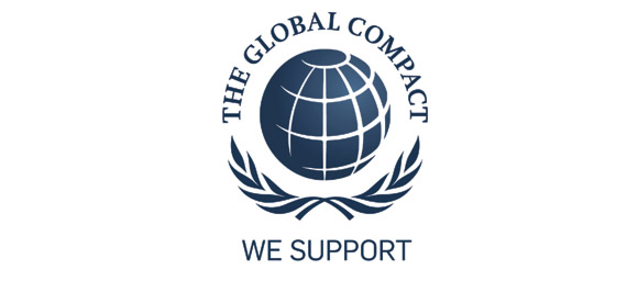 Logo The Global Compact We support
