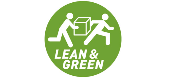 Sello Premio Lean & Green