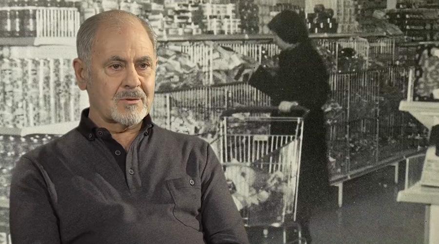 Captura de vídeo de Jose Mari Elorza hablando